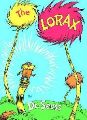 Catalog entry for The Lorax