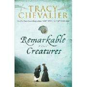 "Book Cover Image: ""Remearkable Creatures"""