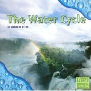 Cover of the Water Cycle by Rebecca Olien