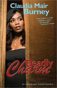 Deadly Charm book cover