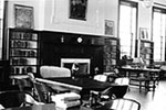West Reading Room, Circa 1935 - SELECT to zoom