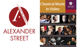 Classical Music in Video