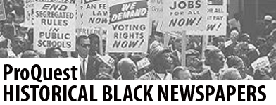 Historical Black Newspapers