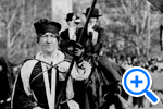 Head of Suffrage parade, March 3, 1913, Historical Image Collection - SELECT to zoom