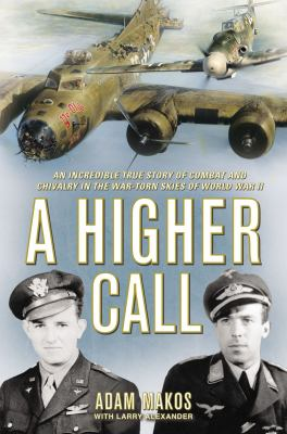 Book cover for A Higher Call