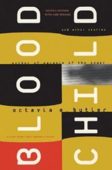 Cover image of Bloodchild and Other Stories, by Octavia Butler