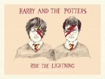 Image of Harry and the Potters