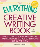 The everything creative writing book