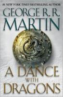 Dance with Dragons cover art