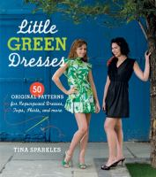 Little Green Dresses Book Cover