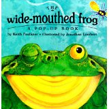 The Wide-Mouthed Frog image book cover