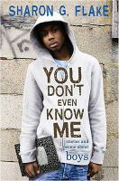 Image of You Don't Even Know Me Bookcover