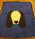 Read to Doggies Craft Project