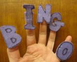 Photo of B-I-N-G-O finger puppet craft