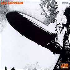 Led Zeppelin album cover