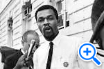 Marion Barry announces creation of Free DC to work for DC home rule, 1966, Star Collection, © Washington Post - SELECT to zoom