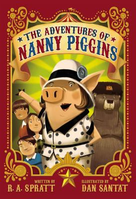 Cover of The Adventures of Nanny Piggins