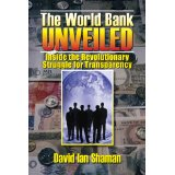 book jacket of The World Bank Unveiled