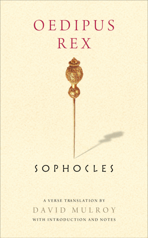 Sophocless Oedipus Rex Lecture And Discussion District Of