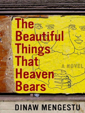 Beautiful things that heaven bears book cover
