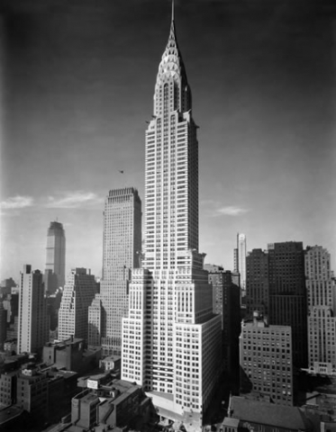 Picture of the Chrysler Building