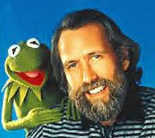 Kermit the Frog and Jim Henson