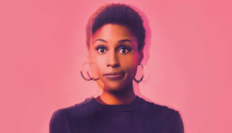 Issa Rae Co-crreator of HBOs TV Series Insecure