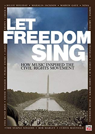 "Cover image for the DVD ""Let Freedom Sing"""