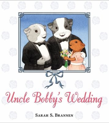 'Uncle Bobby's Wedding' Book Cover