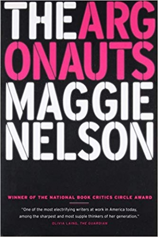 Cover of The Argonauts by Maggie Nelson