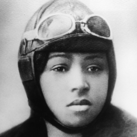 Photo of Piolt Bessie Coleman