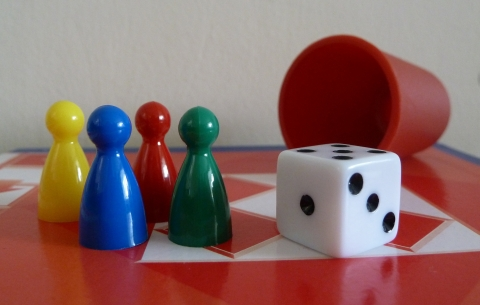 Picture of board game
