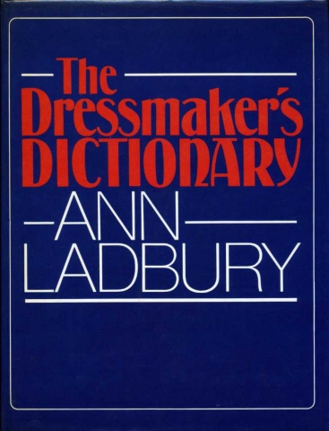 The Dressmaker's Dictionary