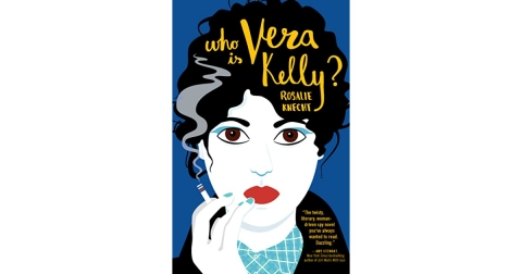 Cover image of Who is Vera Kelly