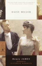 Daisy Miller book cover.