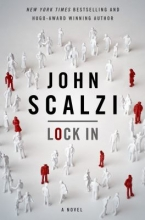 Lock In cover - depicts many white and a few red figures around the title