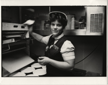 Promotional image from 'Fast Food Women'