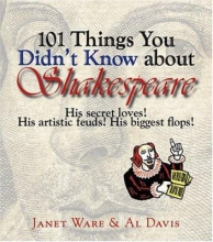 101 Things You Didn't Know About Shakespeare