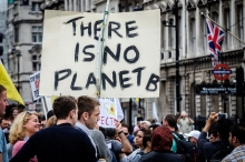 Image of Climate March Protesters