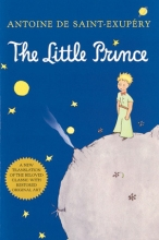 The Little Prince book cover.