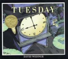 Wordless Picture Book for Children/ Tuesday