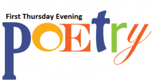 1st Thursday Evening Poetry Readings