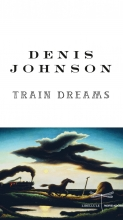 Train Dreams book cover.
