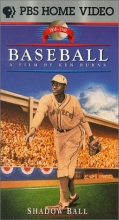 Shadow Leagues (Ken Burns' Baseball) VHS cover.