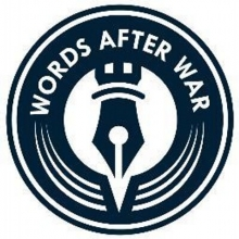 Words After War logo.