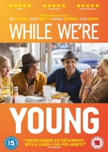 While We're Young movie card.