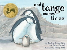 Cover Image of And Tango Makes Three