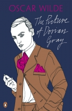The Picture of Dorian Gray book cover.