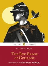 The Red Badge of Courage book cover.