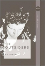 The Outsiders Book jacket cover